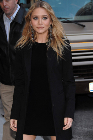 Ashley Olsen's Fashionista Wedding?