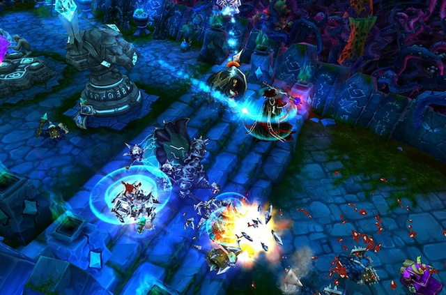 Stepping Onto the Fields of Justice in League of Legends