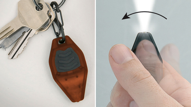 Click here to read Even LED Keychain Lights Have Gesture Controls Now