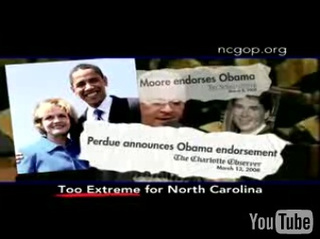 "The Obama Attack Ad Too ""Extreme"" For John McCain!"