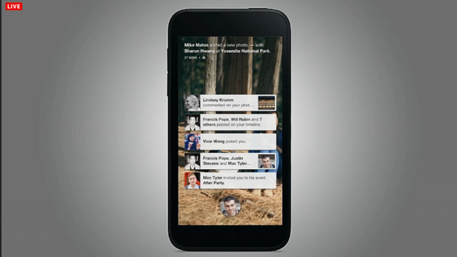 The Facebook Phone: It's Finally Sorta Real (UPDATING LIVE)