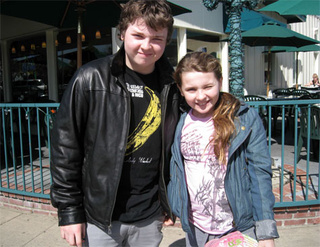 Abigail Breslin's Brotherly Love