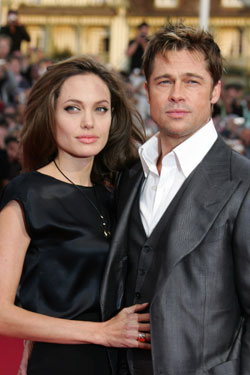 "Angelina Jolie: Brad Should Be Quiet And ""Look Pretty"""