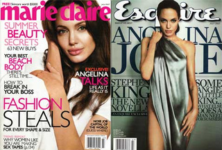 Angelina Jolie: A Woman For All Seasons (And Sexes)