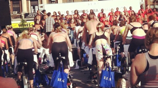 'Sports Bra Challenge' Encourages Women to Feel Awesome by Going Shirtless