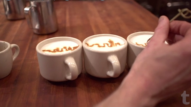Latte Drawings That Blow Your Local Barista Out of the Water