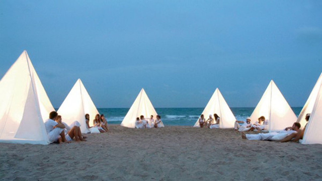 Click here to read Chill Out In This Breezy Beach Tent (Beach Not Included)