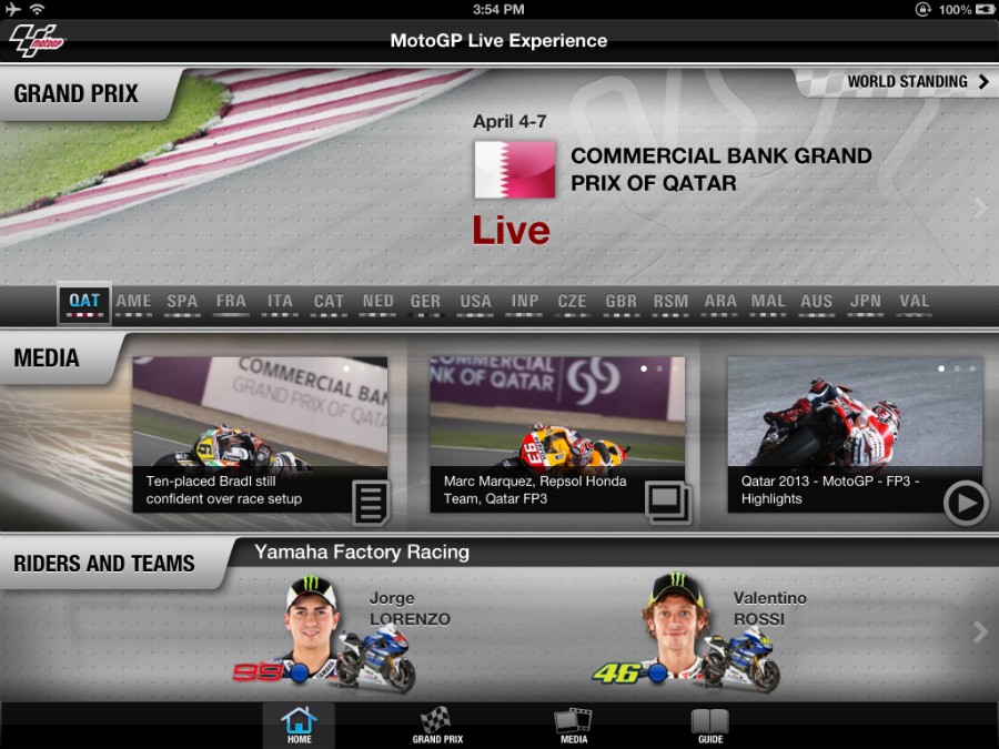 MotoGP Live Experience 2013: Full Throttle Racing is Back ...