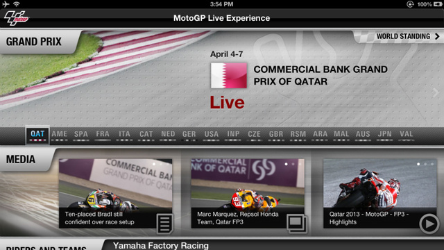 MotoGP Live Experience 2013: Full Throttle Racing is Back! | Gizmodo UK