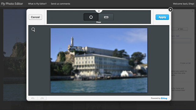 Click here to read Fly Photo Editor Tweaks Your Facebook Photos Right in the Browser