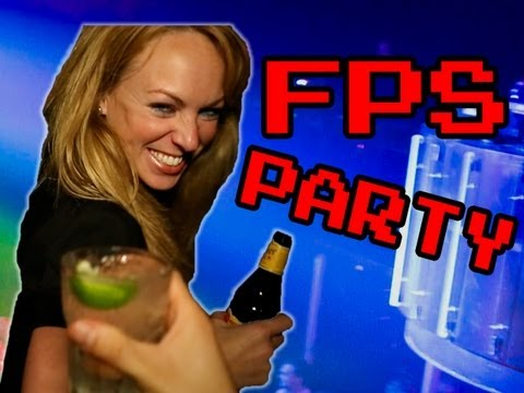 Click here to read If Going to a Party Was Like Playing a Video Game