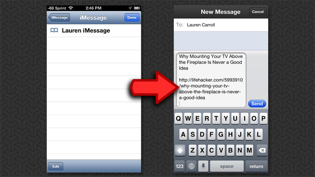 Click here to read Send Links to Friends In Three Taps with Launch Center Pro