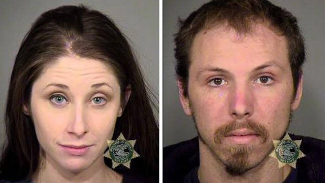 Valentine's Day Bondage Role-Play Leads to Portland Couple's Arrest
