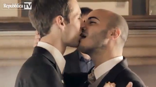 This Italian Gay Wedding Video Will Make You Believe in Romance