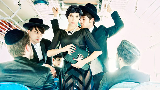 Sexy Israeli Photo Shoot Mocks Ultra-Orthodox Women Haters