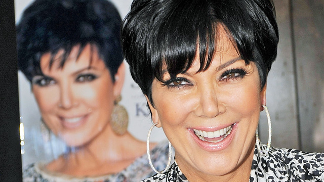 Kris Jenner's Sexual Arousal Oil for Old Ladies