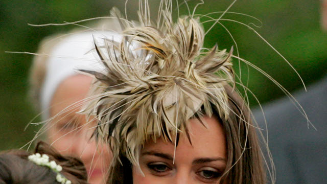 Kate Middleton Wins Dubious Hat-Based Award