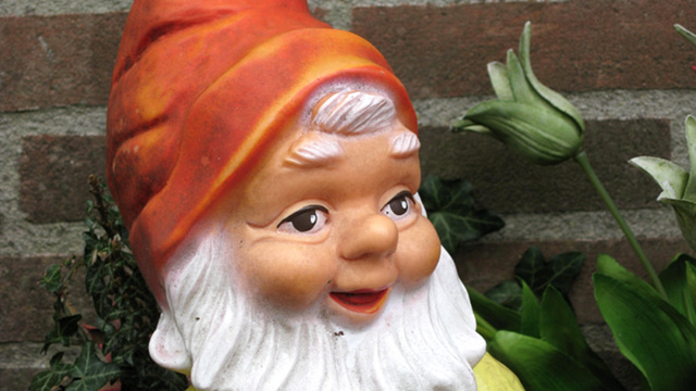 Can a Creepy Garden Gnome Launch the Giants to Victory?