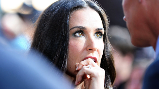 Demi Moore's Drug Problem: Adderall?