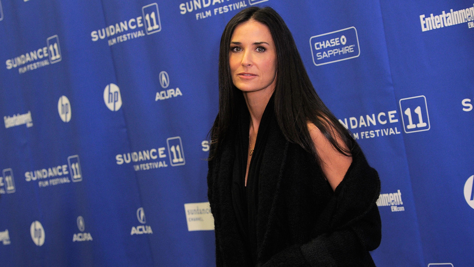 Demi Moore Rushed to Hospital for Drugs, Headed to Rehab