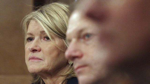 Macy's Steps To Martha Stewart With a Lawsuit, Like They Don't Know She Is Hard