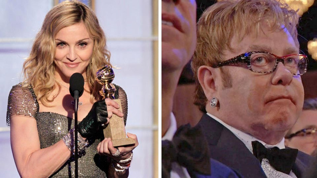 Elton John and Madonna Are Fighting Again