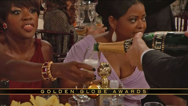 Drunk & Disorderly: Faces Of The Golden Globes