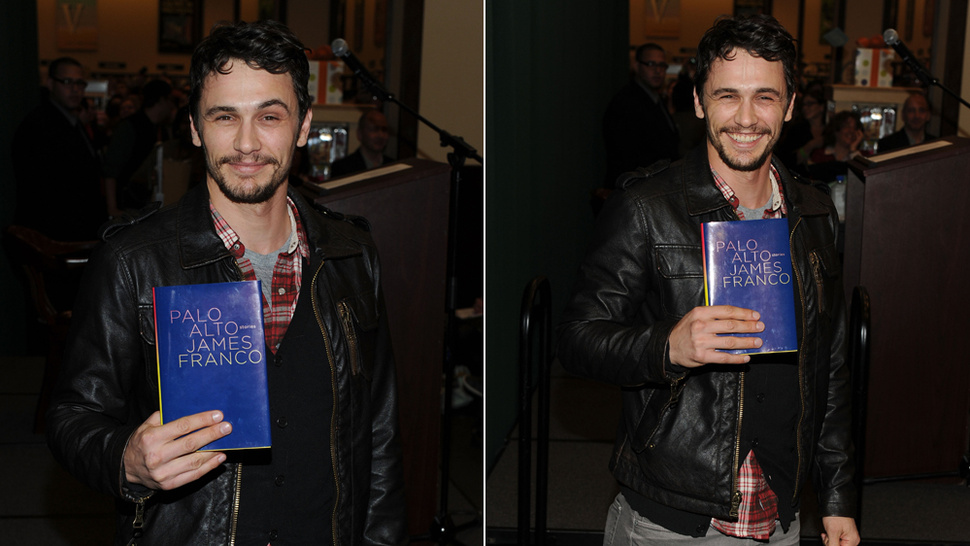 James Franco Is Going to Ruin Literature Once Again