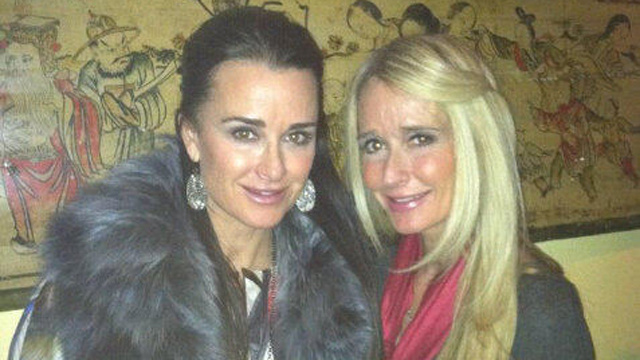 Sorry Guys, Kim Richards Is Still in Rehab
