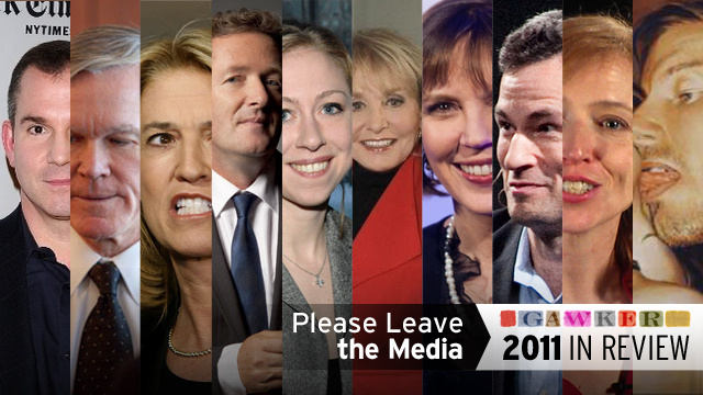 Ten People Who Should Quit the Media in 2012