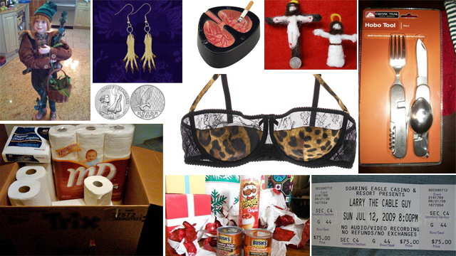 These Are the Year's Worst Christmas Presents