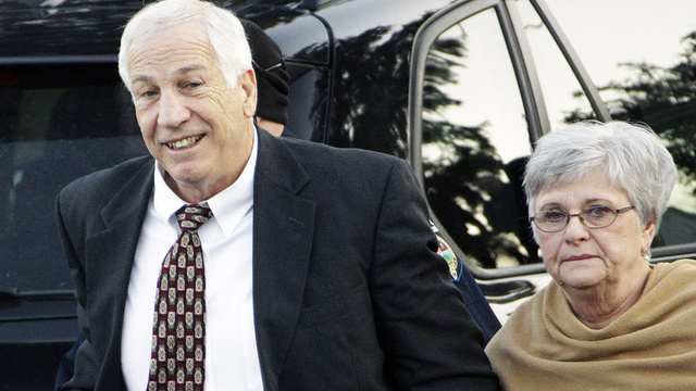 Jerry Sandusky Wants to Do More Interviews, This Time with Wife