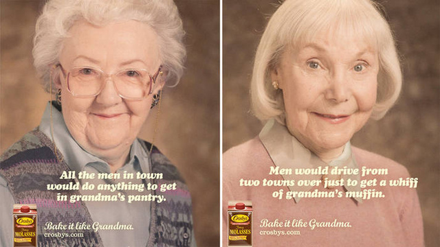 Time to Think About Sex With Grandma