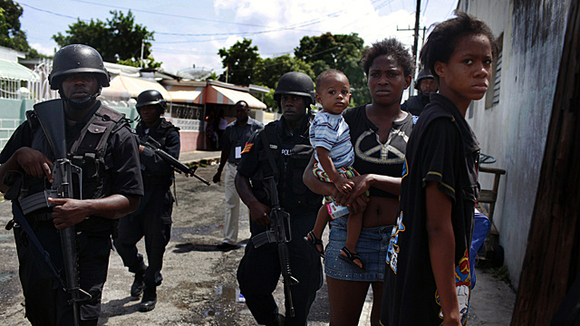 How Homeland Security Helped Jamaica Massacre 73 Civilians