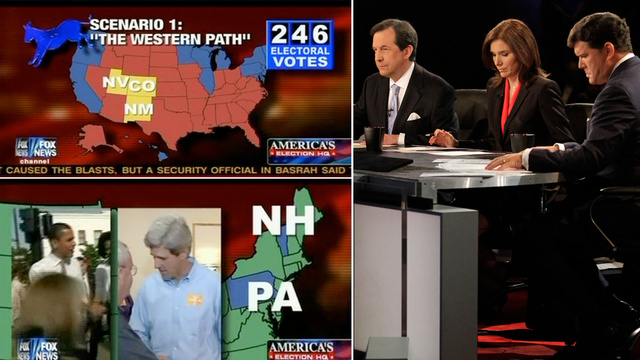 Fox News Has No Clue Where States Are or Which Candidates Are Which
