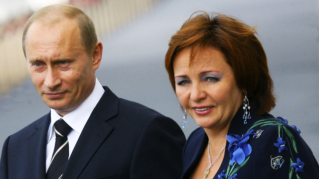 Did Putin Lock His Wife in a Looney Bin?