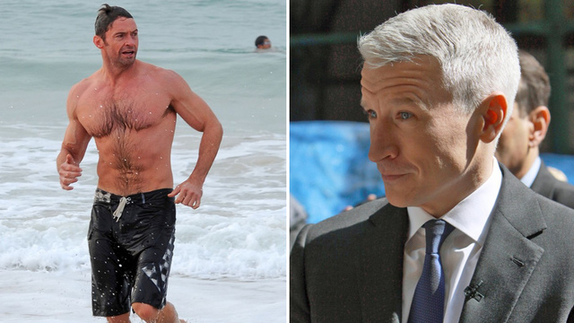 New York Times Reviewers Called Hugh Jackman and Anderson Cooper Gay