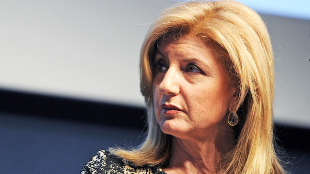 More Tales from the Bathroom of Power-Pooper Arianna Huffington