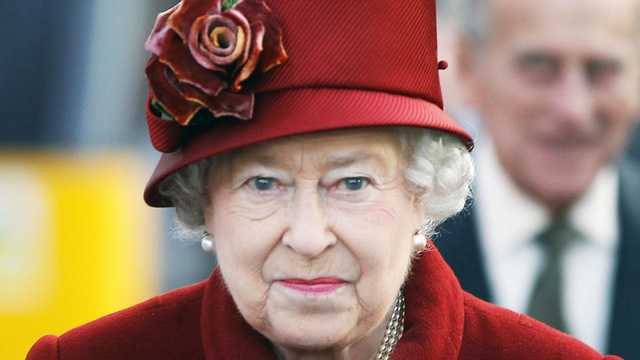 Queen Elizabeth's Salary Cut to Mere $50 Million