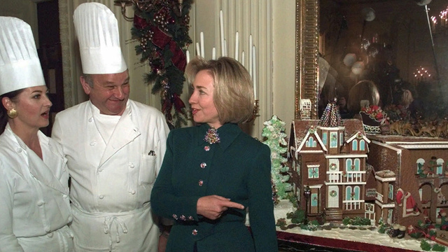 A Visual History of White House Christmas Decorations