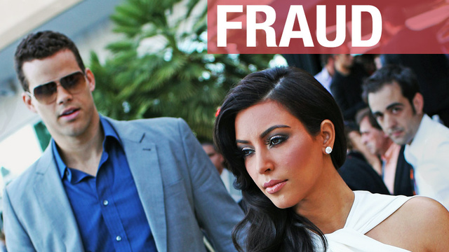 Pathetic Kris Humphries Accuses Kim Kardashian of Love Fraud