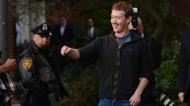 Mark Zuckerberg Wants $10 Billion By Summer