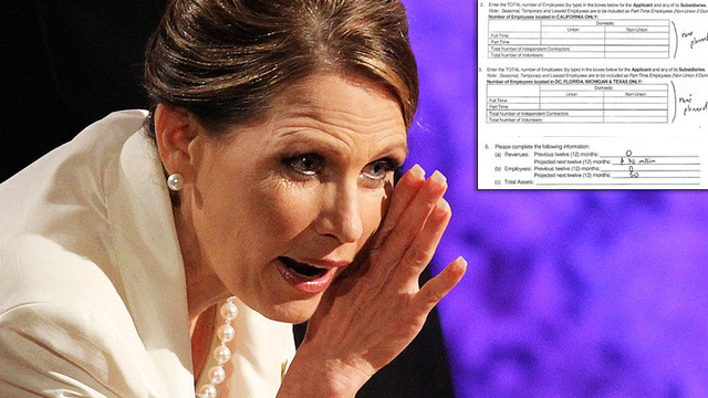 Michele Bachmann Has No Plans to Really Run for President