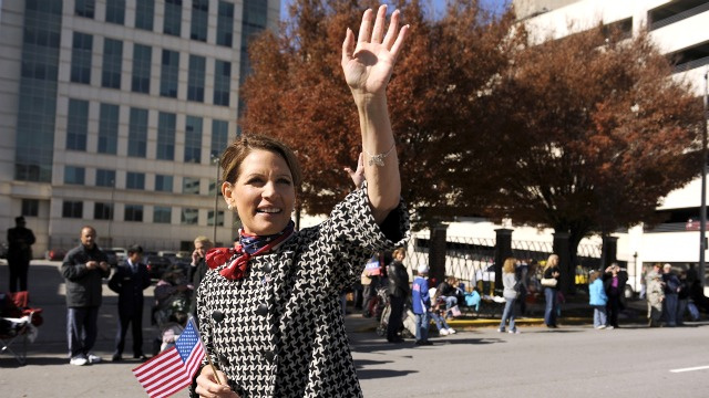 Bachmann Campaign Proves That 'Piece of S—' Media Is Biased