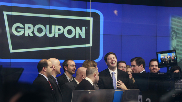 Investors Are Dying to Bet Against Groupon