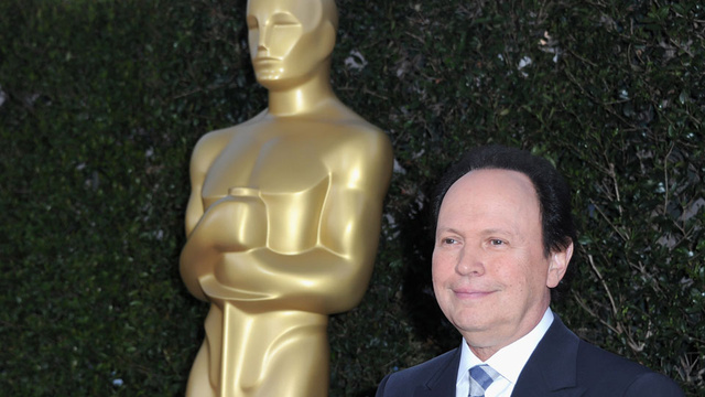 Billy Crystal Is the New Oscar Host