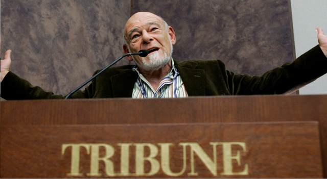Sam Zell Finally Catches a Break