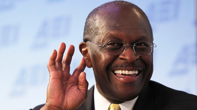 Herman Cain Is Indestructible