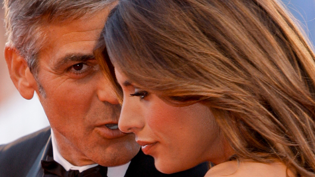 Is George Clooney's Ex Calling Him Gay?