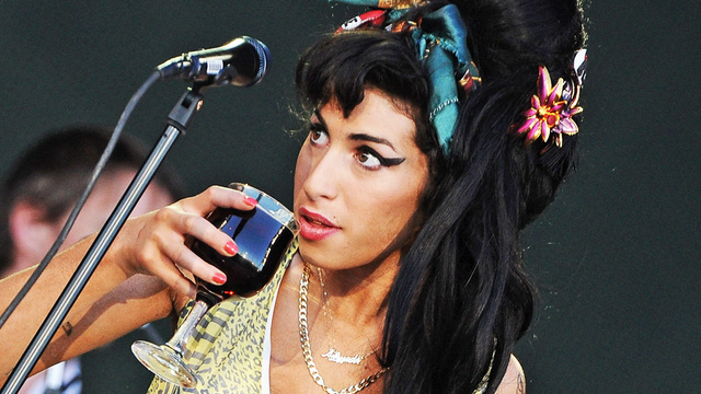 Amy Winehouse Drank Herself to Death